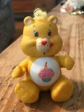 CARE BEARS Baby CupCake Bear KENNER PVC Toy Figure  1983