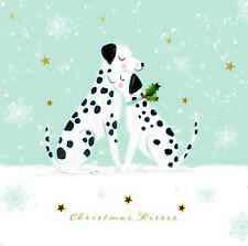 Charity Christmas Cards CHRISTMAS KISSES Helen & Douglas House Boxed Packs of 10