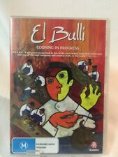 El Bulli Cooking in Progress (DVD 2010)