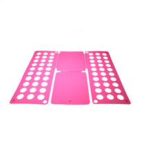 2 ecoegg Large Pink  / Blue Clothes Folder2 New
