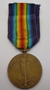 BELGIUM / BELGIAN WW1 VICTORY MEDAL BY PAUL DUBOIS (B)
