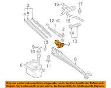 TOYOTA OEM 00-04 Avalon Front Windshield Wiper Motor 8511007030
