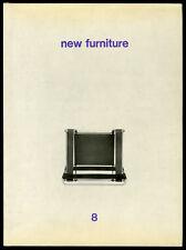 New Furniture / Neue Mobel / Muebles Modernos (Volume 8)