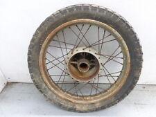 1973 Honda CB350 CB 350 rear wheel rim