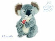 Baby Koala Plush Soft Toy by Teddy Hermann Collection from Lincrafts. 91422