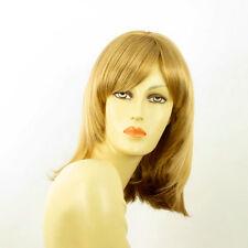 Perruque femme mi-longue blond doré TAMARA 24B