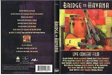 Bridge to Havanna DVD - Peter Frampton - Police - Mick Fleetwood -Joan Osborne