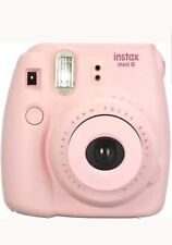 Fujifilm Instax Mini Polaroid Camera 16273166 1/60 sec Shutter Speed Flash 0.6 m