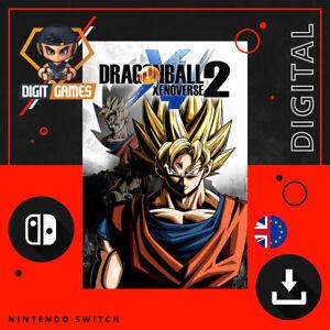 Dragon Ball Xenoverse 2 - Nintendo Switch Game / Digital Download