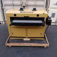 Powermatic Dual Drum Sander 10 HP (Woodworking Machinery)