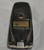 Black Corgi Austin London Taxi Vintage Car Collectible Made In Great Britain