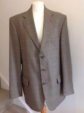 """Aquascutum Mens Jacket, 100% Pure New Wool, Size 42"""" L,"""