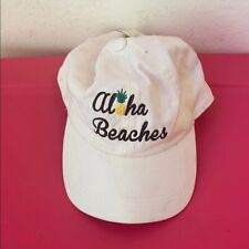 NWT DAVID & YOUNG ALOHA BEACHES ADJUSTABLE HAT