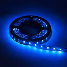 5M 300Leds 5630 Blue Super Bright LED Strip SMD Light Non-Waterproof 12V DC US