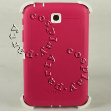 "Otterbox Defender Case Cover w/Stand for Samsung Galaxy Tab 3 7.0"" (Pink/White)"