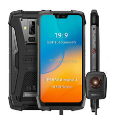 Blackview BV9700 Pro Waterproof 6GB+128GB Night Vision Mobile Phone Smartphone