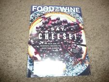 Food & Wine Magazine August 2020 Cheesecake Top Chef Recipes Cheese Sourdough Ny