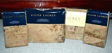 RALPH LAUREN HOME VERDONNET PAISLEY 4PC FULL/QUEEN DUVET COMFORTER COVER SET