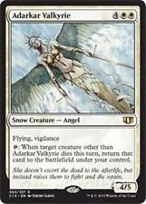 ADARKAR VALKYRIE Commander 2014 MTG White Snow Creature — Angel Rare
