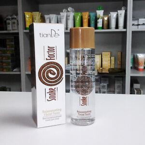 Tiande Snake Extract Anti wrinkle Regenerating Skin Firming Tonic Lifting Scars