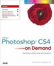 Adobe Photoshop CS4 on Demand (On Demand)-ExLibrary