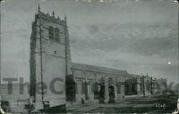 BRADFORD Parish Church / Cathedral Church of St Peter Postcard YORKSHIRE D.F.