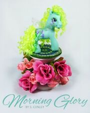 OOAK Morning Glory G1 to G3 Custom My Little Pony