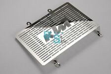 Chrome Stainless Steel RADIATOR GUARD COVER Protector Fit KTM 125 200 Duke MO