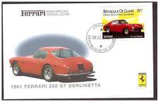 FERRARI BUSTA UFFICIALE - 1961  FERRARI  250 GT BERLINETTA
