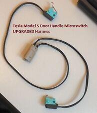 Tesla Model S Door Handle tri-switch flexible harness upgrade