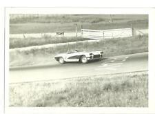 Vintage Corvette Race Car Automobilia Auto Racing Chevy Chevrolet  #46
