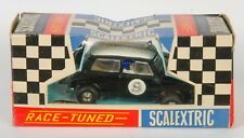 Scalextric C7 'Rally Mini Cooper'. RACE TUNED. Ex-Shop-Stock/Boxed. Rare 1960's