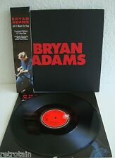 "Bryan Adams | al I want is you | Limited 12"" BOX 