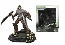 "DARKSIDERS II (2) VIDEO GAME 10"" inch DEATH PVC STATUE - 26cm GAYA ENTERTAINMENT"