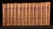 1778-80 12vols The Plays of William Shakespeare Samuel Johnson Second Edition