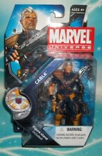 MARVEL UNIVERSE CLASSICS SERIES #007 X-FORCE NATHAN SUMMERS CABLE  FIGURE HASBRO