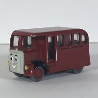 Thomas the Train Bertie Die Cast Metal Bus Friends Take Play