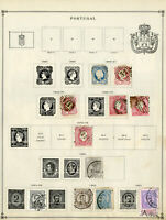 Portugal Early Clean Stamp Selection