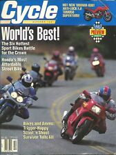 Cycle magazine - October 1991