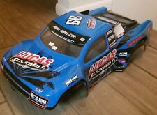 Team Associated Factory Painted SC10 Body Also Fits Traxxas Slash