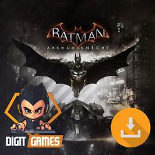 Batman Arkham Knight - Steam / PC Game - New / Action [NO CD/DVD]