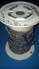 Omega NIC80-012-125,  28 Gauge Precoiled Cable Approx 50 ft