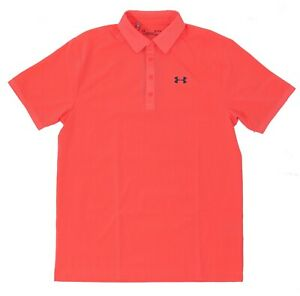 Under Armour Mens Golf Polo Shirts - NWT 50+Types - S M L XL XXL - NEW STOCK