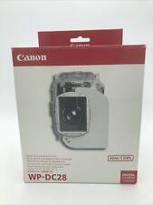 Canon WP-DC28 Waterproof Case For PowerShot G10 Digital Cameras