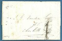 1826 Pre Stamp Entire To J G Davidson Esq, Edinburgh - 424