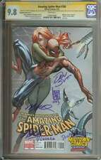 AMAZING SPIDER-MAN #700 CGC 9.8 WHITE PAGES