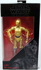 "Star Wars Walgreens Black Series 6"" C-3PO C3PO See Threepio"