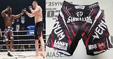 King Mo Signed Rizin Grand Prix Fight Worn Used Shorts Trunks BAS COA v Cro Cop