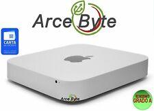 APPLE MAC MINI CORE i5 2,8GHZ LATE 2014 HD 1TB FUSION DRIVE RAM 8 GB CATALINA