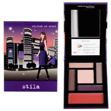 STILA Stylish in Seoul Eyeshadow  Lip Cheek Cream Collectible City Palette #2